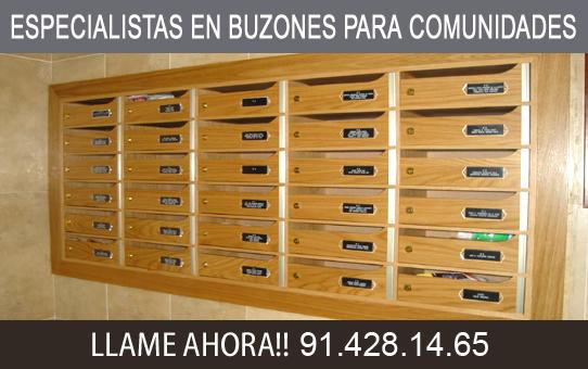 Buzones para comunidades especialistas en buzones para - Buzones masian ortega ...